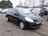 2006 RENAULT CLIO 1.1 EXTREME 16V 3d 75 BHP £1950.00