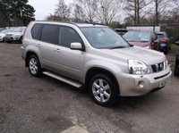 USED 2008 58 NISSAN X-TRAIL 2.0 AVENTURA EXPLORER DCI 5d 171 BHP ****Great Value economical car with excellent service history, drives superbly****