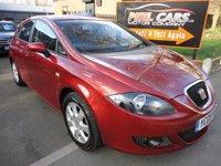 2009 SEAT LEON 1.4 STYLANCE TSI 5d 123 BHP £3495.00