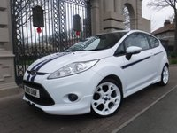 USED 2010 10 FORD FIESTA 1.6 S1600 3d 118 BHP ****FINANCE ARRANGED****PART EXCHANGE WELCOME**1OWNER*LEATHER SEATS*HEATED SEATS*SH*BLUETOOTH*VOICE*X2KEYS*AUX