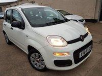 2014 FIAT PANDA 1.2 POP 5d 69 BHP £3995.00