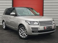 USED 2015 15 LAND ROVER RANGE ROVER 3.0 TDV6 VOGUE SE 5d AUTO 255 BHP [£3400 OF EXTRAS]