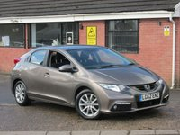 2012 HONDA CIVIC 2.2 I-DTEC ES (REAR CAMERA+NEW SHAPE) 5dr £5490.00