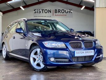 2011 BMW 3 SERIES 2.0 320D EXCLUSIVE EDITION TOURING 5d 181 BHP £5490.00