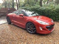 2011 PEUGEOT RCZ 2.0 HDI GT 2d 163 BHP £6989.00