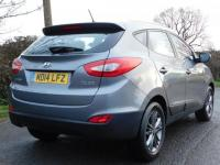 USED 2014 14 HYUNDAI IX35 1.6 GDi SE 5dr LOW MILES WITH HISTORY !!!