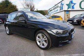 2013 BMW 3 SERIES 320D 2.0 XDRIVE SPORT TOURING ESTATE AUTO £10489.00