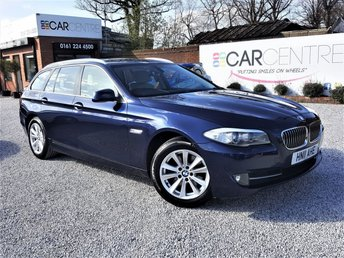 View our 2011 11 BMW 5 SERIES 2.0 520D SE TOURING 5d AUTO 181 BHP