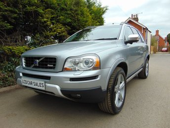 2008 VOLVO XC90 2.4 D5 R-DESIGN AUTOMATIC AWD £9990.00