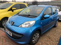 USED 2007 07 PEUGEOT 107 1.0 URBAN 5d 68 BHP ideal first car , more photos coming soon 01536 402161