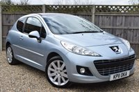 USED 2011 11 PEUGEOT 207 1.6 ALLURE 3d 120 BHP Free 12  month warranty