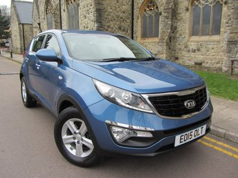 View our KIA SPORTAGE