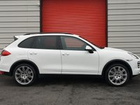 USED 2012 12 PORSCHE CAYENNE 3.0 D V6 TIPTRONIC 5d AUTO 245 BHP [£9945 OF EXTRAS] APPOINTMENTS ONLY