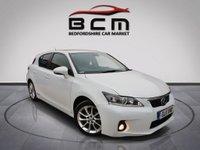 2011 LEXUS CT 1.8 200H SE-L 5d AUTO 136 BHP £8785.00