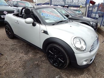 Used Mini Roadster Cars In Hyde From Richmond Car Sales