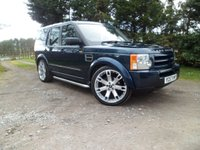 2007 LAND ROVER DISCOVERY 2.7 3 TDV6 GS 5d 7 SEAT 188 BHP £8995.00