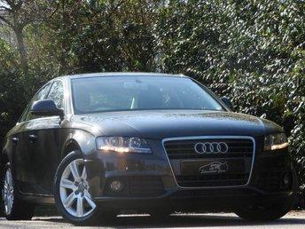2008 AUDI A4 2.0 TDI SE 4d 141 BHP £3890.00