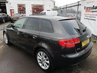 USED 2012 12 AUDI A3 1.6 TDI Sport Sportback 5dr AIR CON+SERVICE HISTORY