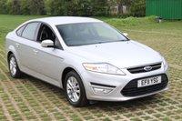 2011 FORD MONDEO 2.0 ZETEC TDCI 5d 138 BHP £4995.00