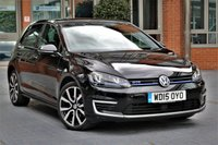 2015 VOLKSWAGEN GOLF 1.4 GTE 5d AUTO 150 BHP £14750.00