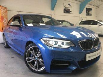 2016 BMW 2 SERIES 3.0 M235I 2d 322 BHP