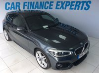 2016 BMW 1 SERIES 1.5 118I M SPORT 3d 134 BHP £13500.00