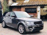 2015 LAND ROVER RANGE ROVER SPORT Range Rover Sport 3.0 SDV6 HSE  £35995.00