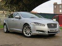 2015 JAGUAR XF 2.2 D PREMIUM LUXURY 4d AUTO 200 BHP £14644.00