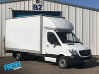 USED 2015 15 MERCEDES-BENZ SPRINTER 2.1 313 CDI Luton * 0% Deposit Finance Available