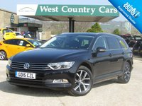 USED 2015 15 VOLKSWAGEN PASSAT 2.0 SE BUSINESS TDI BLUEMOTION TECH DSG 5d AUTO 148 BHP £30 For A Years Tax And 50+MPG