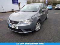 USED 2012 62 SEAT IBIZA 1.2 S A/C 5d 69 BHP FANTASTIC FIRST CAR!!