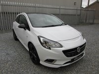 2016 VAUXHALL CORSA 1.4 LIMITED EDITION 3d BHP £SOLD