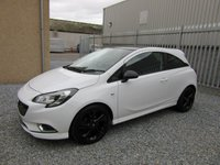 USED 2016 16 VAUXHALL CORSA 1.4 LIMITED EDITION 3d BHP 1 LADY OWNER 10000 MILES