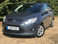 USED 2011 FORD GRAND C-MAX 1.6 Zetec 5dr (7 Seats) 7 SEATER/WITH HISTORY