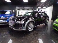 2013 AUDI A4 ALLROAD 2.0 ALLROAD TDI QUATTRO S/S 5d 174 BHP £11499.00