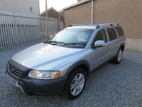USED 2007 07 VOLVO XC70 2.4 D5 SE SPORT 5d AUTO 183 BHP 11 VOLVO SERVICES JUST SERVICED 4X4