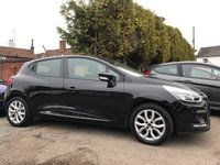 2017 RENAULT CLIO 1.5 DCI DYNAMIQUE NAV 5d  FREE ROAD TAX AND SAT NAV £8250.00