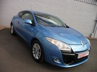 2012 RENAULT MEGANE 1.6 EXPRESSION PLUS COUPE £4795.00