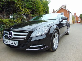 2013 MERCEDES-BENZ CLS CLASS 3.0 CLS350 CDI BLUEEFFICIENCY AUTOMATIC £14990.00