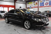 2013 VOLKSWAGEN CC 2.0 TDI BLUEMOTION TECHNOLOGY 4d 138 BHP £7695.00