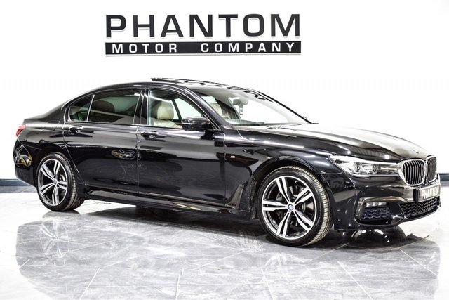 USED 2016 65 BMW 7 SERIES 3.0 730LD M SPORT 4d AUTO 261 BHP