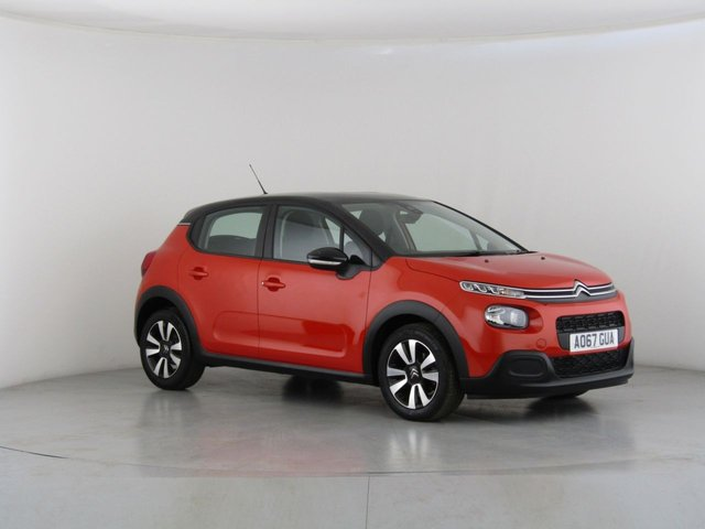 View our 2017 67 CITROEN C3 1.6 BLUEHDI FEEL S/S 5d 98 BHP