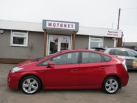 2010 TOYOTA PRIUS 1.8 T4 VVT-I 5DR AUTOMATIC 99 BHP £8300.00