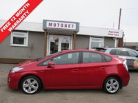 USED 2010 10 TOYOTA PRIUS 1.8 T4 VVT-I 5DR AUTOMATIC 99 BHP +++APRIL SALE NOW ON+++