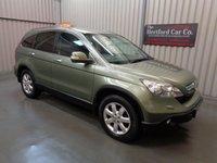 2007 HONDA CR-V 2.2 I-CTDI ES 5d 139 BHP £3995.00