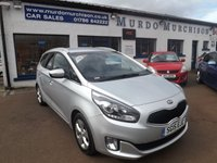 USED 2015 15 KIA CARENS 1.7 2 ECODYNAMICS CRDI 5d 114 BHP