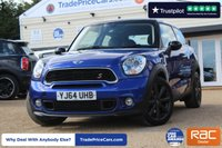 USED 2014 64 MINI PACEMAN 2.0 COOPER SD ALL4 3d 143 BHP