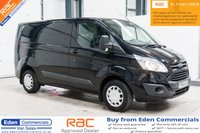 USED 2016 66 FORD TRANSIT CUSTOM 2.2 270 TREND LR P/V *LOW MILEAGE*
