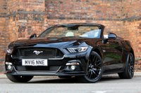 USED 2016 16 FORD MUSTANG 5.0 V8 GT (Custom Pack) 3dr **NOW SOLD**