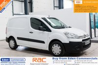 2013 CITROEN BERLINGO
